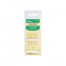 Clover Gold Eye Chenille Needles (234/24)