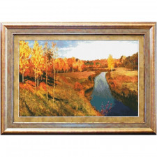 Junona Golden Autumn Cross Stitch Kit (1401)